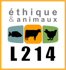 Tous sensibles ! L214 protection animale !
