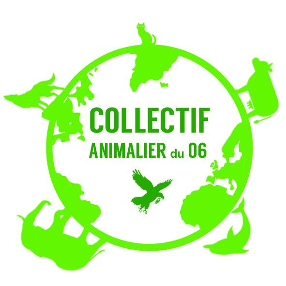 Logo Collectif animalier 06
