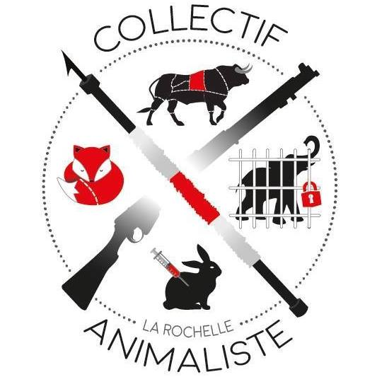 Logo Collectif animaliste La Rochelle