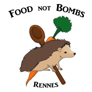 Logo Food Not Bombs