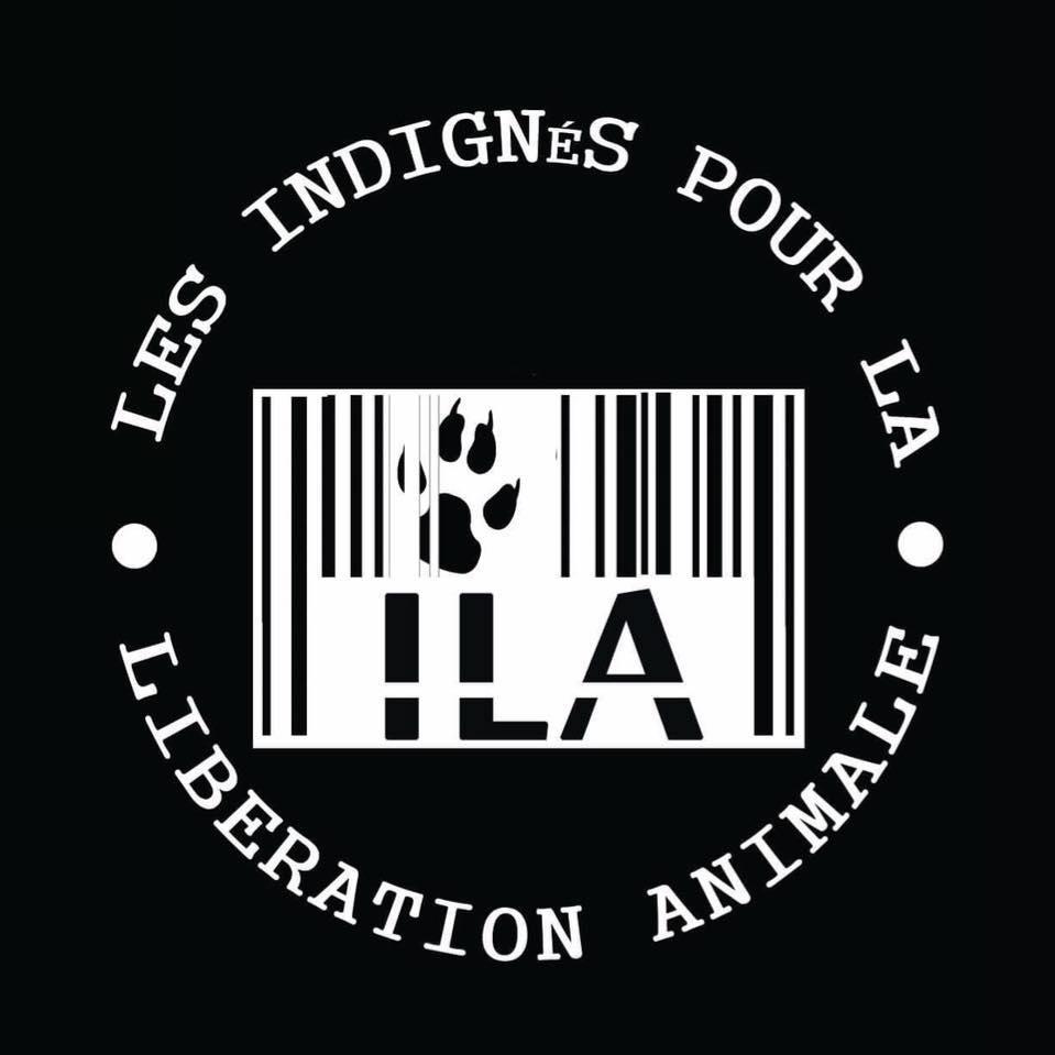 Logo Collectif Indignés libération animale