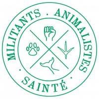 Logo Militants Animalistes Saint-Etienne