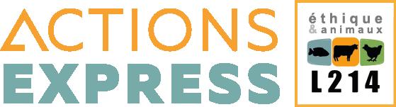 Logo d'Actions Express L214