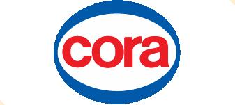 Logo de Cora