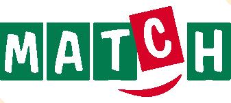 Logo des supermarchés Match