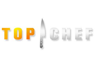 Logo de l'émission Top Chef diffusée sur la chaîne télévisée M6