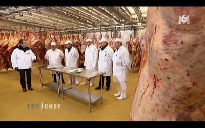 Extrait de l'émission Top Chef diffusée le 25/03/2013 sur la chaîne télévisée M6