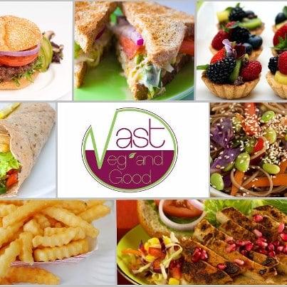 Vast, un projet de restaurant vegan