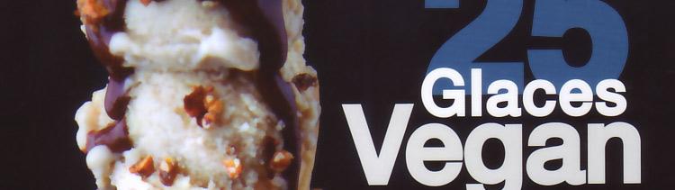Bannière 25 glaces vegan