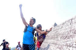 Victoire de Scott Jurek au trail des Appalaches