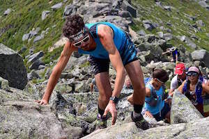 Scott Jurek en plein ascension
