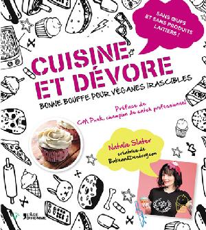 """couverture du livre """"cuisine et dévore"""""""
