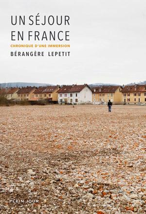 couverture du llivre Un séjour en France.