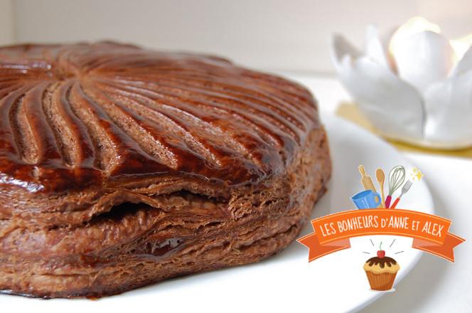galette choco coco vegan Lesbonheurs.fr
