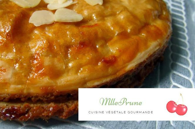 recette galette Melle Prune