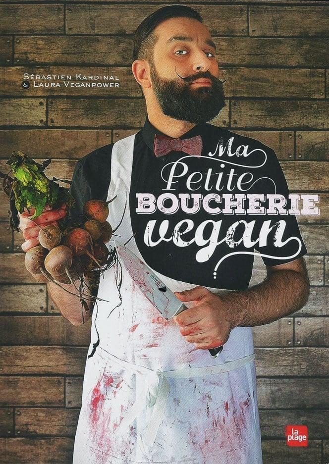 couverture du livre Ma petite boucherie vegan
