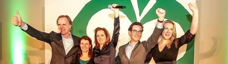 Bannière Le Parti pour les Animaux remporte 5 sièges aux Pays-Bas !