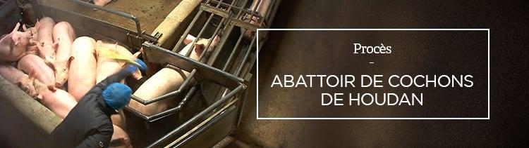 Bannière Abattoir de cochons de Houdan