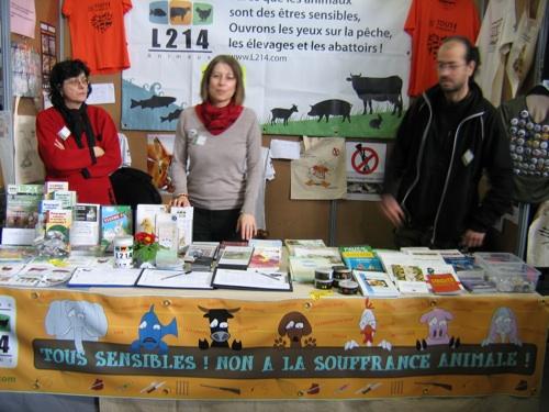 Stand Primevère 2012 - L214
