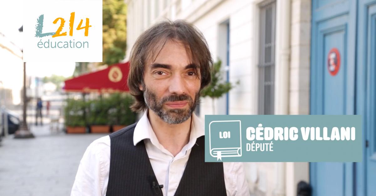 MÉTIER : Plus tard je voudrais être... député (avec Cédric Villani)
