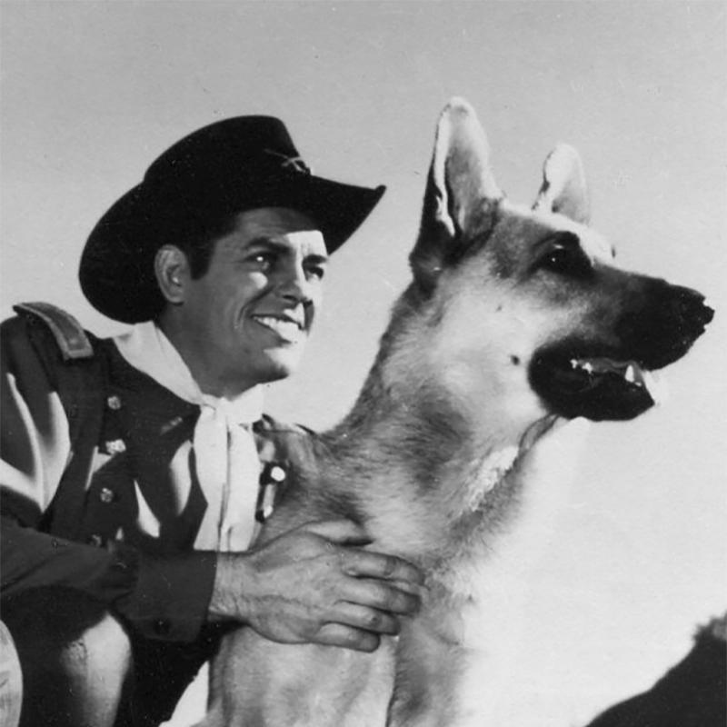 Rintintin est le plus célèbre des acteurs canins !