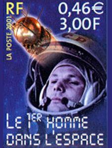 Timbre Yuri Gagarin