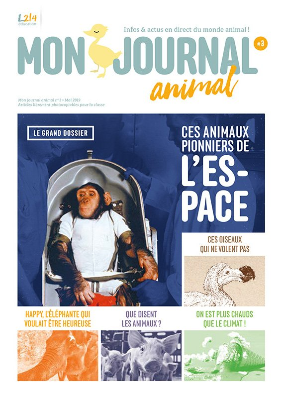 Mon journal animal #3