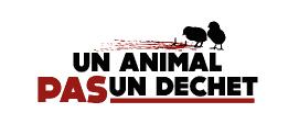Logo UN ANIMAL PAS UN DECHET