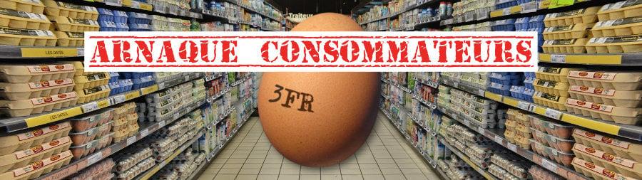 enquête oeufs supermarché