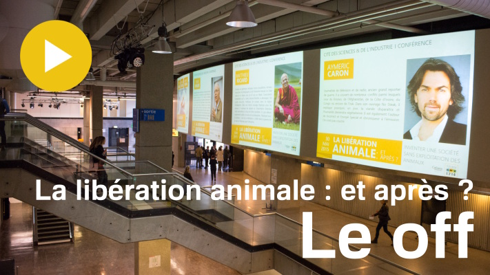 Conférence La libération animale, et après ?