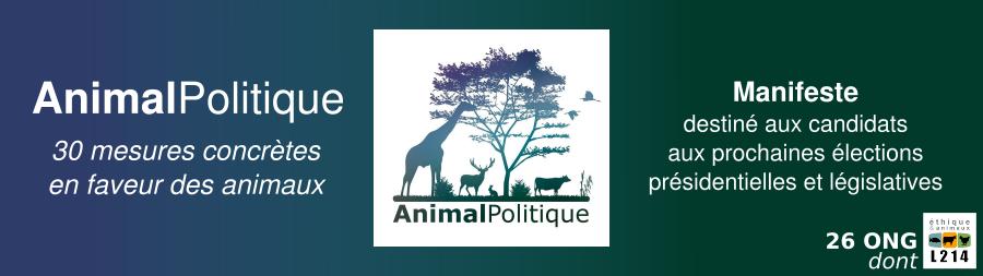 Manifeste AnimalPolitique