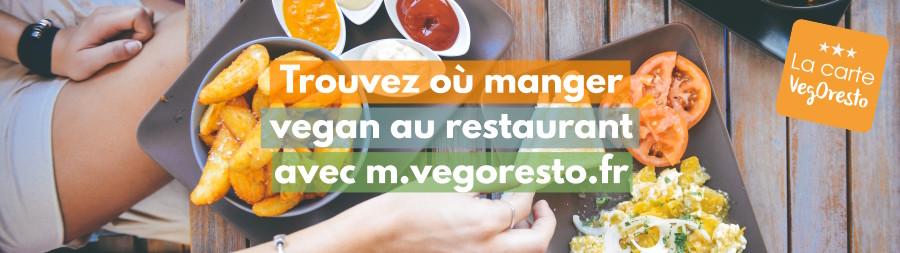 VegOresto - Version mobile