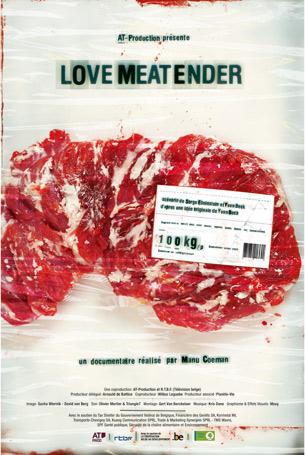 Affiche du documentaire Love Meatender