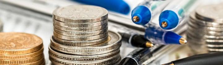 Bandeau stylos et argent
