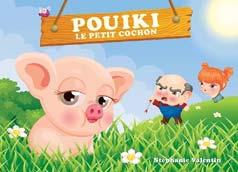 Pouiki, le petit cochon