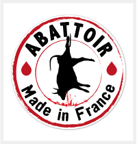 Logo abattoir made in France