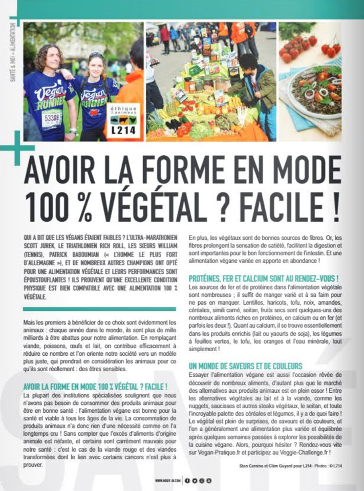 Article de magazine