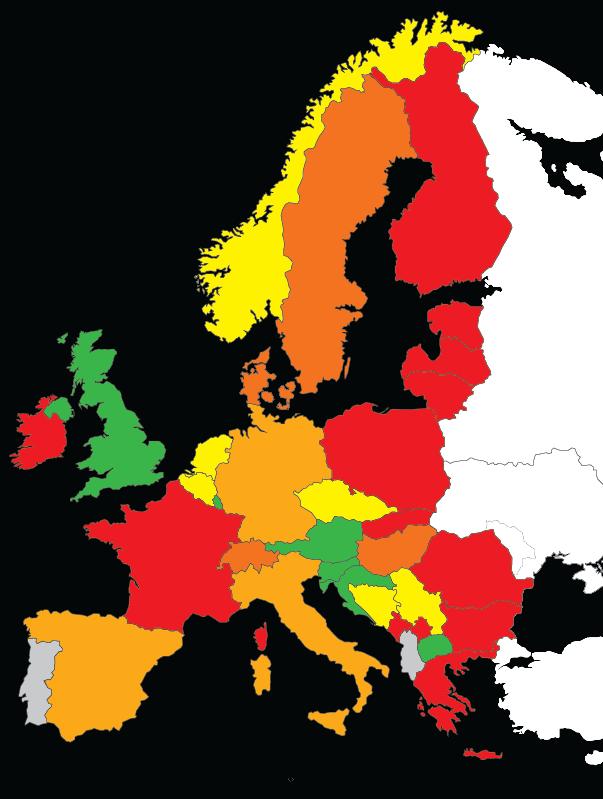 Reglementation de l'élevage d'animaux pour la fourrure en Europe – L214