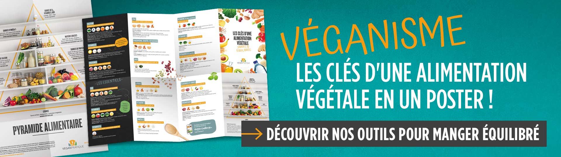 Pyramide alimentaire vegan