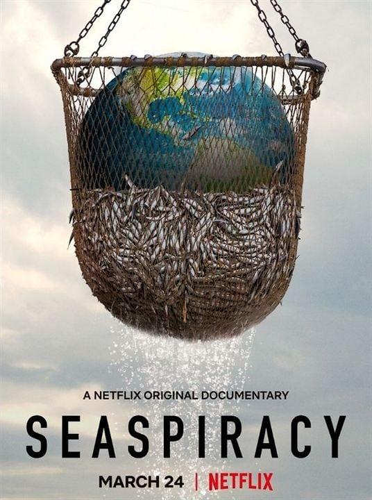 affiche de Seaspiracy