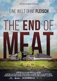 affiche de The End of Meat
