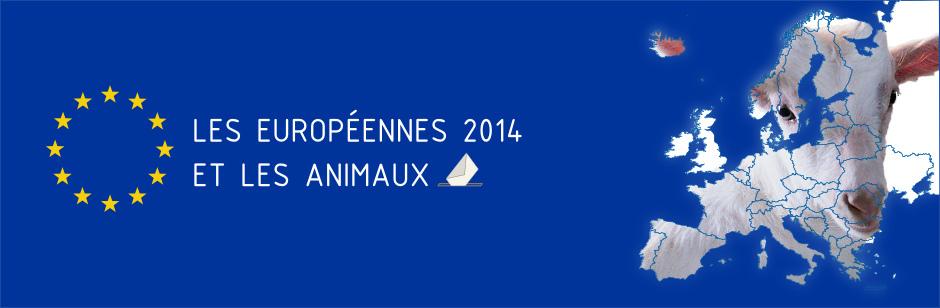 Européennes 2014 et animaux