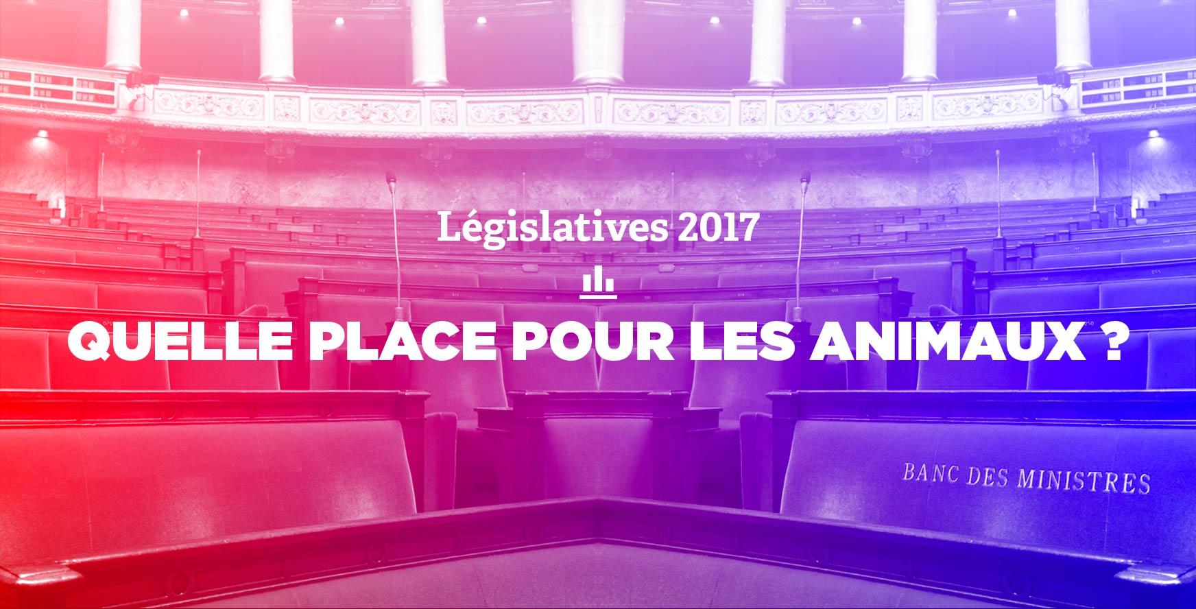 Dossier législatives 2017