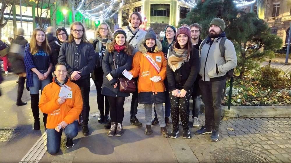 Groupe bénévoles Nancy