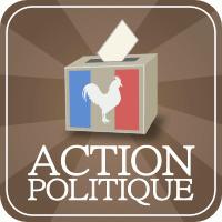 Image action politique