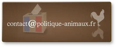 Contacter Politique & Animaux