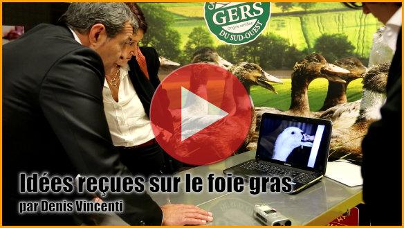 Foie gras : les idées reçues