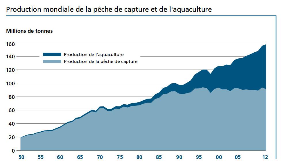 Pêche et aquaculture dans le monde
